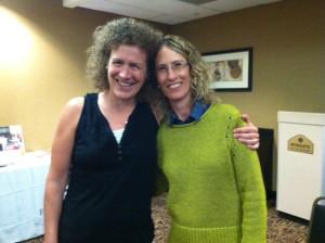 Dr. Melanie Springer Mock & Dr. Kendra Weddle Irons
