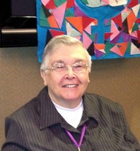 Dr. Virginia Ramey Mollenkott