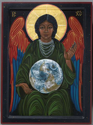 """""""Lady Wisdom, She's Worthy to Be Praised,"""" by Vontril & Alexandria McLemore"""