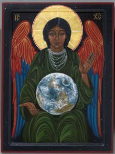 """""""Sophia, Divine Wisdom,"""" by Mary Plaster"""